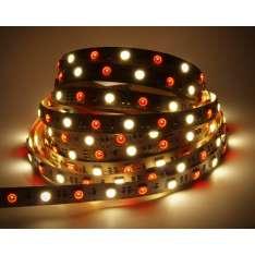 Taśma elastyczna LED RGBW/RGB+W IP20 60LED/1m 24VDC 5m ciepły biały