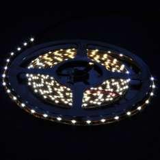 Taśma LED-335 300 Zimna 5mm wod.