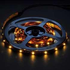 Taśma LED-3528 150 Ciepła 8mm wod.
