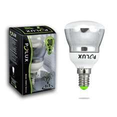 Świetlówka energooszczędna POLUX 1:1 Reflektor mini FST2 R50 7W E14 2700K SE4790