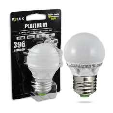 Żarówka LED POLUX G45 E27 1:1 SMDWW 5W 396lm ceramic mleczna