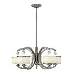 Monaco 5Lt Chandelier HK/MONACO5  Elstead lampa wisząca nowoczesna (HK/MONACO5 )
