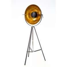 ANTENNE TS-090522F-BK Zuma Line. Lampa podłogowa złota