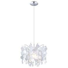 FEDRA 91046 EGLO LAMPA WISZĄCA 1X60W E27