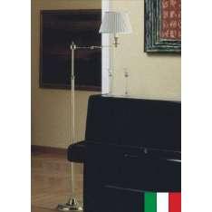 BRIGITTE 3003 EGOLUCE LAMPA PODŁOGOWA WŁOSKA BRĄZ/ MOSIĄDZ