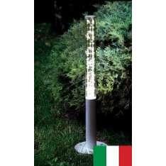 BUBBLED 3500 EGOLUCE LAMPA OGRODOWA WŁOSKA LED ALUMINIUM ANODOWANE/ STAL O PODWYŻSZONEJ ODPORNOŚCI