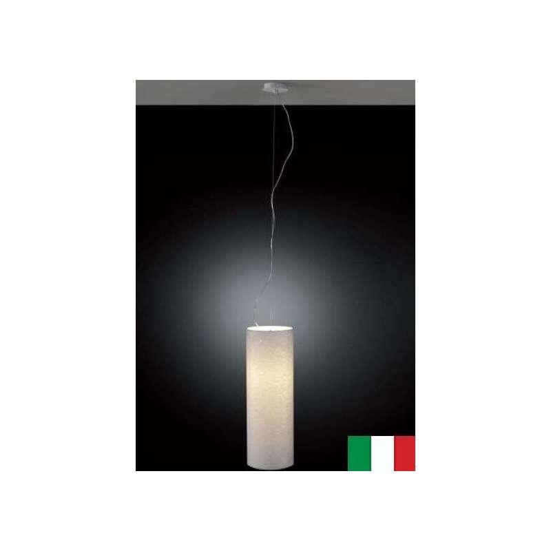 SETA 1166 EGOLUCE LAMPA WISZĄCA WŁOSKA NOWOCZESNA BIAŁA LED 4000K