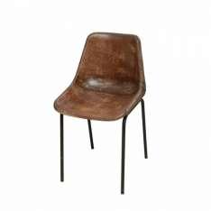 Maximums Design Krzesło skórzane 2023 Lampa Lampa