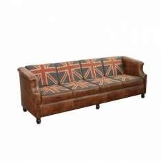 Maximums Design Sofa skórzana 516J Lampa Lampa