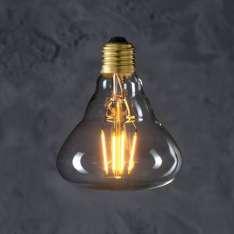 Maximums Design Żarówka dekoracyjna BR95 Vintage LED 3W Lampa Lampa