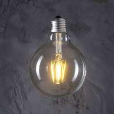 Maximums Design Żarówka dekoracyjna Globe 95 LED 4W GAT II Lampa Lampa