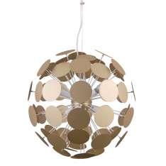 Lampy wiszące Mailone AD20180/6D GD Biały, złoty Maximus Design