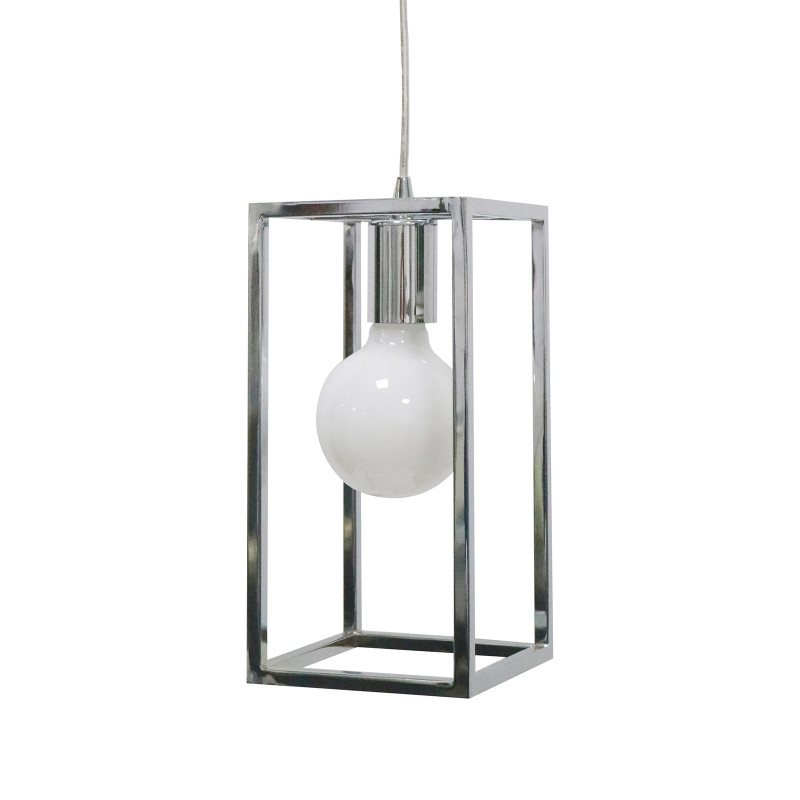 Lampy wiszące Sigalo MD-BR4366-D1 CH Chrom Maximus Design