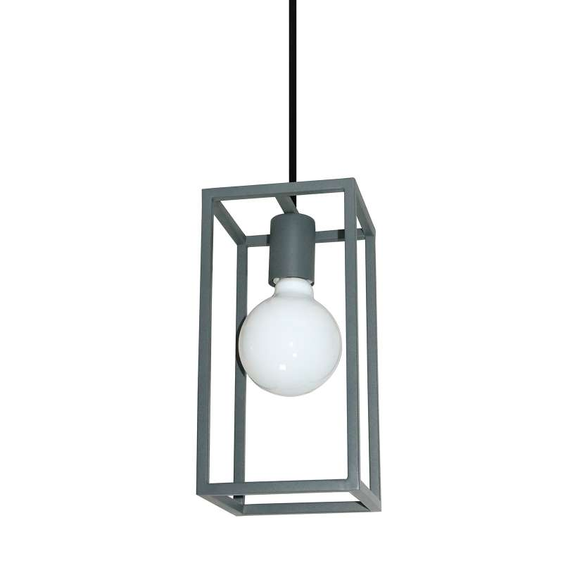 Lampy wiszące Sigalo MD-BR4366-D1 GR Chrom Maximus Design