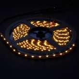 Taśma LED-335 300 Ciepła 5mm wod. świeci bokiem
