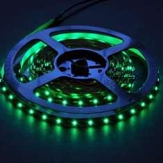 Taśma LED-3528 150 Zielona 8mm