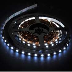 Taśma LED-5050 300 Zimna 10mm wod.