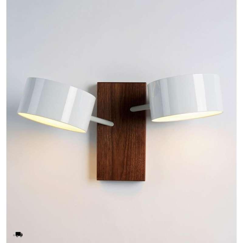 Roll & Hill Excel Double Sconce lampa ścienna/kinkiet