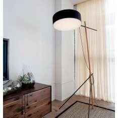 Roll & Hill Excel Floor Lamp lampa podłogowa