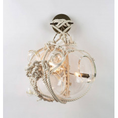 Roll & Hill Knotty Bubbles Sconce Large lampa ścienna/kinkiet