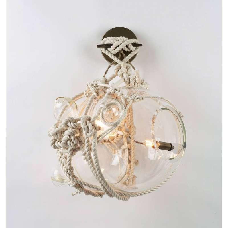 Roll & Hill Knotty Bubbles Sconce Large lampa ścienna/kinkiet
