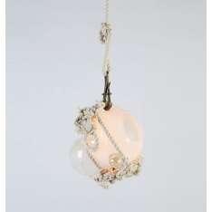 Roll & Hill Knotty Bubbles Pendant Small lampa wisząca