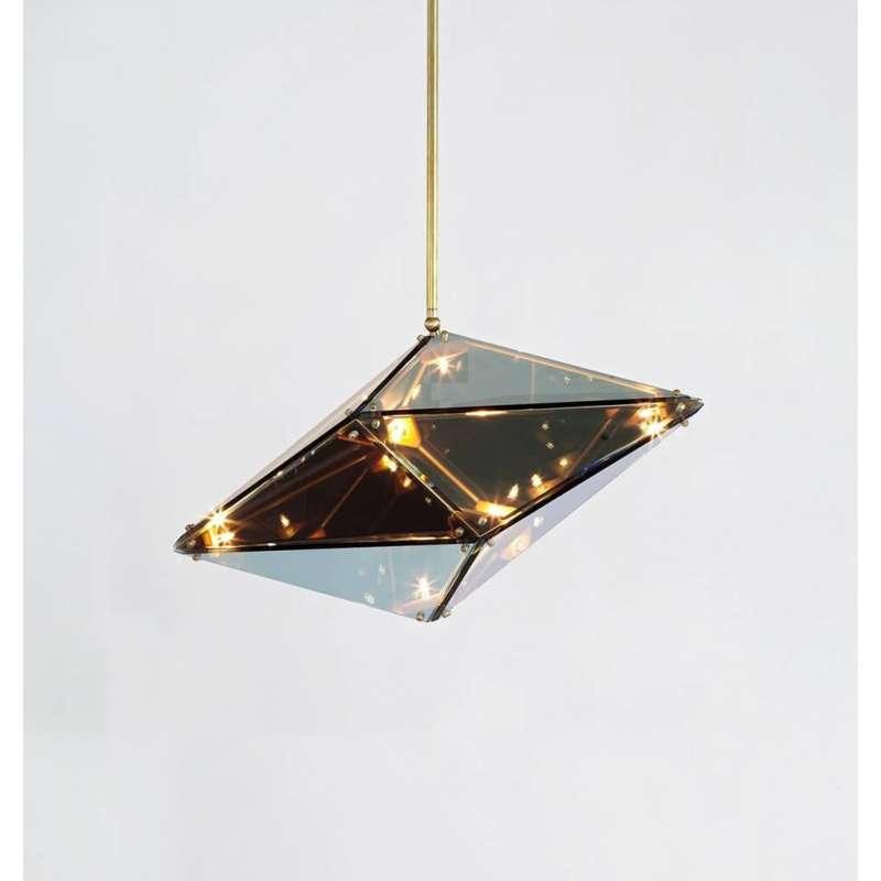 Roll & Hill Maxhedron 24 inches Horizontal lampa wisząca
