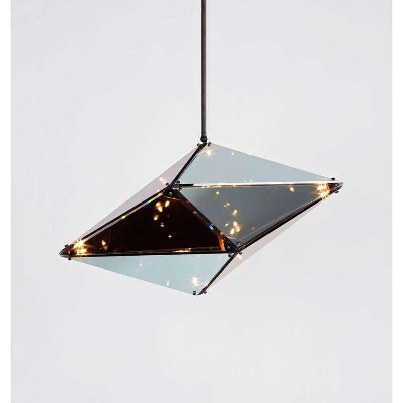 Roll & Hill Maxhedron 30 inches Horizontal lampa wisząca