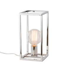 Lampy biurkowe i gabinetowe Sigalo MT-BR4366-T1 CH Chrom Maximus Design