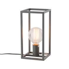 Lampy biurkowe i gabinetowe Sigalo MT-BR4366-T1 GR Szary, piaskowany Maximus Design