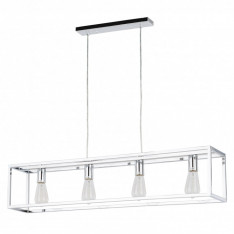 Lampy wiszące Sigalo MD-BR4366-D4 CH Chrom Maximus Design
