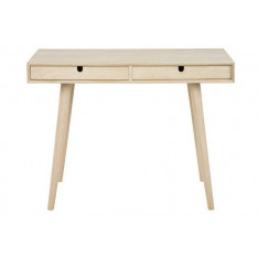 ACTONA biurko CENTURY dąb bielony - MDF, drewno naturalne Maximus Design
