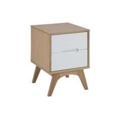 ACTONA szafka MELBOURNE dąb - MDF, drewno dębowe Maximus Design