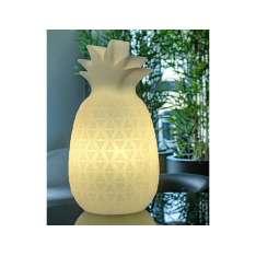NEW GARDEN lampa stołowa SAMBA C biała - LED Maximus Design