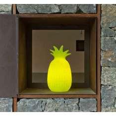 NEW GARDEN lampa stołowa SAMBA C limonka - LED Maximus Design