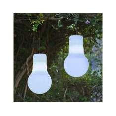 NEW GARDEN lampa wisząca BALBY HANG biała Maximus Design