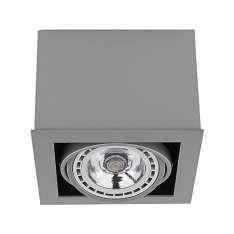 Nowodvorski BOX GRAY I ES 111 9496 Oprawa wpuszczana - najlepsza cena! MaximusDesign.pl