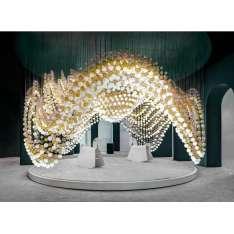 Preciosa Pearl Curtain Lampa wisząca MaximusDesign.pl