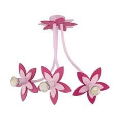Nowodvorski FLOWERS PINK III  6894 lampa wisząca - najlepsza cena! MaximusDesign.pl