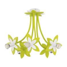 Nowodvorski FLOWERS GREEN V  6901 lama sufitowa - najlepsza cena! MaximusDesign.pl