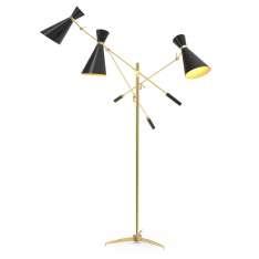 DelightFULL STANLEY 3 FLOOR Lampa podłogowa MaximusDesign.pl