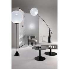 Tom Dixon Opal Arc Floor Light OPS0102-FEU01M1 Lampa podłogowa