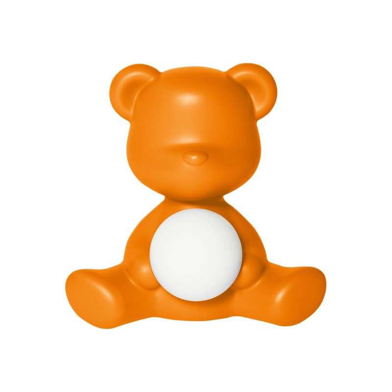 qeeboo TEDDY GIRL RECHARGEABLE LAMP 25001OR Lampa stołowa