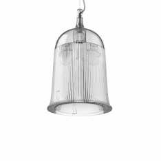 qeeboo GOBLETS CEILING LAMP SMALL 21001TR-C Lampa sufitowa