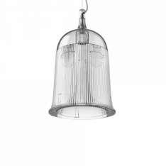 qeeboo GOBLETS CEILING LAMP SMALL 21001TR-C Lampa wisząca