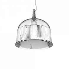 qeeboo GOBLETS CEILING LAMP MEDIUM 21002TR-C Lampa sufitowa