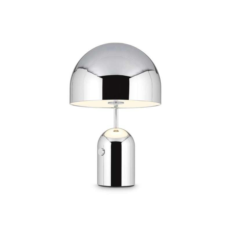 Tom Dixon Bell Table Light Chrome Large BET02CHEU Lampa stołowa MaximusDesign.pl