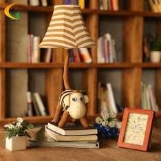 Lampka nocna dziecięca - Małpiszonek
