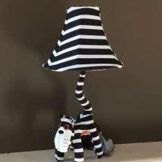 Lampka nocna dziecięca - Tygrysek w pasiaku