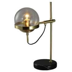 Octopus Table - Brass - lampa stołowa